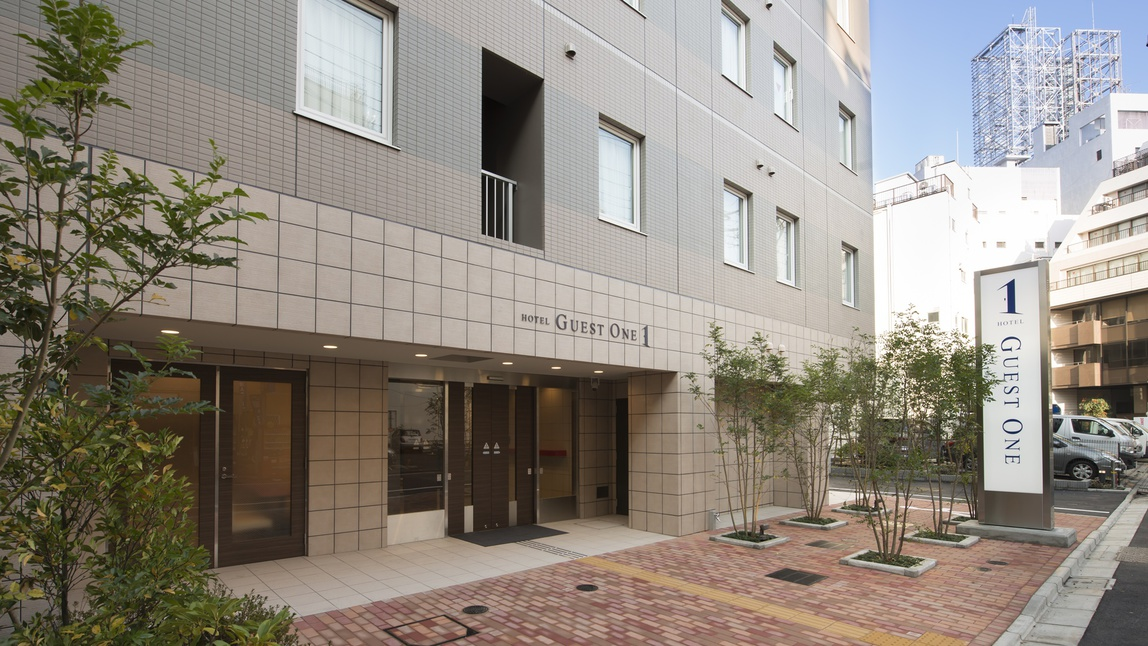 HOTEL Guest1 上野駅前