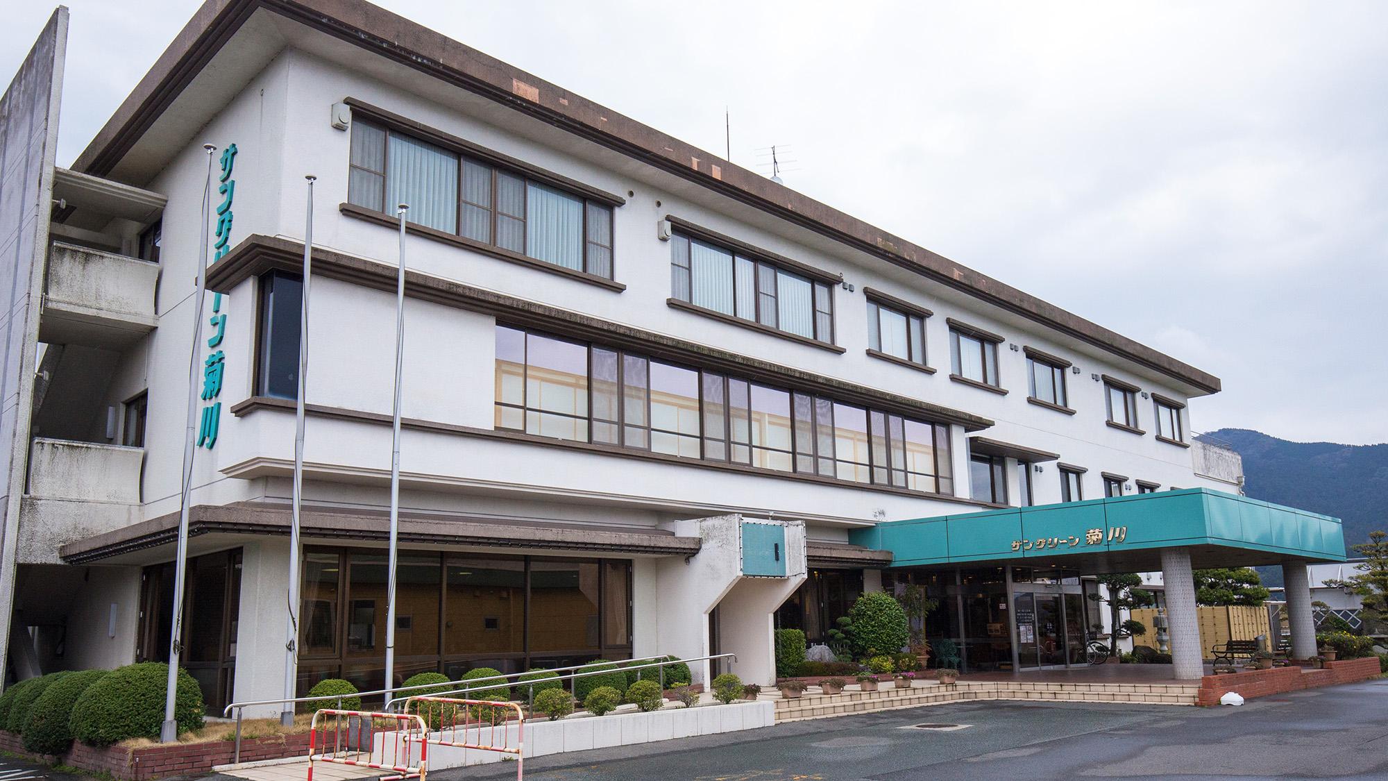 下関市営宿舎サングリーン菊川の施設画像