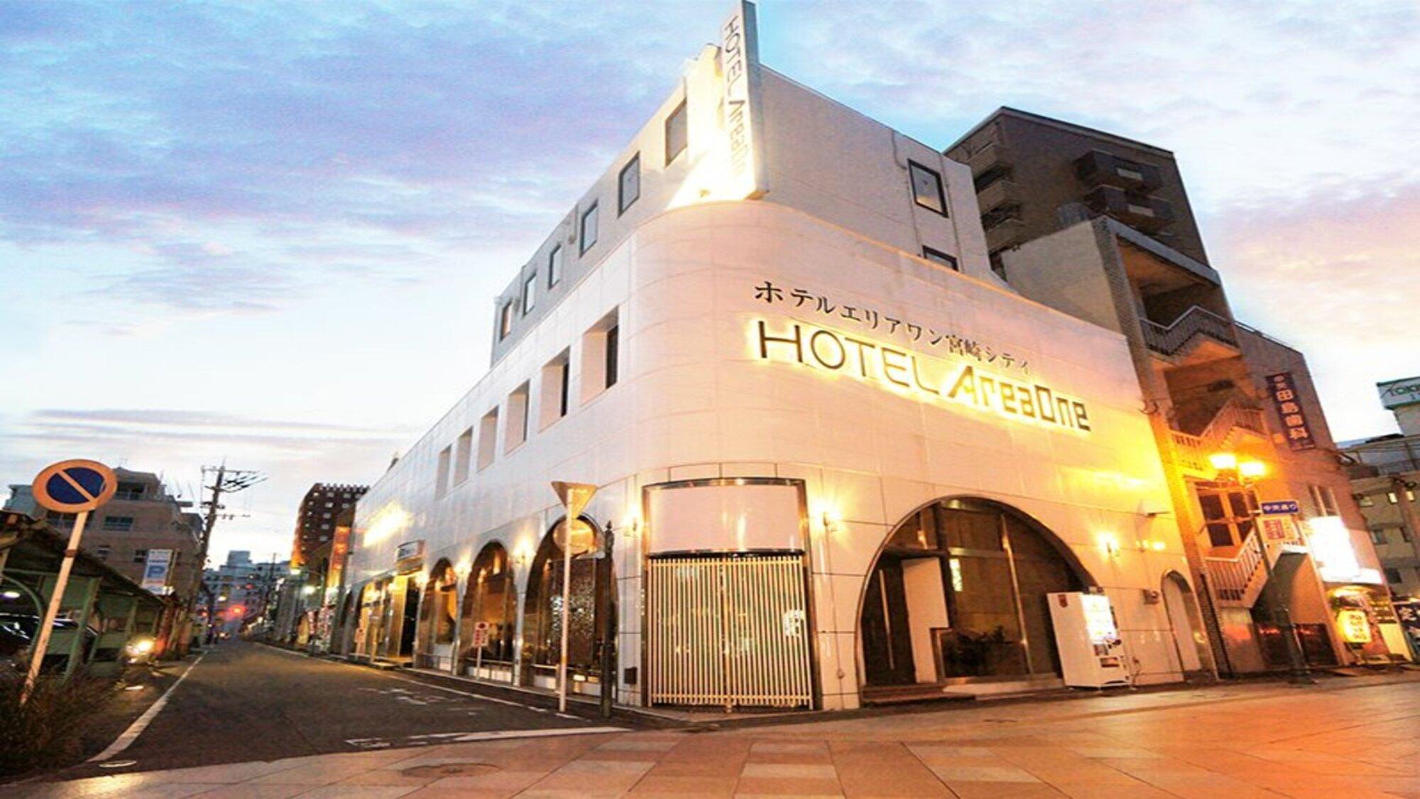 ホテルエリアワン宮崎シティ(HOTEL Areaone)の施設画像