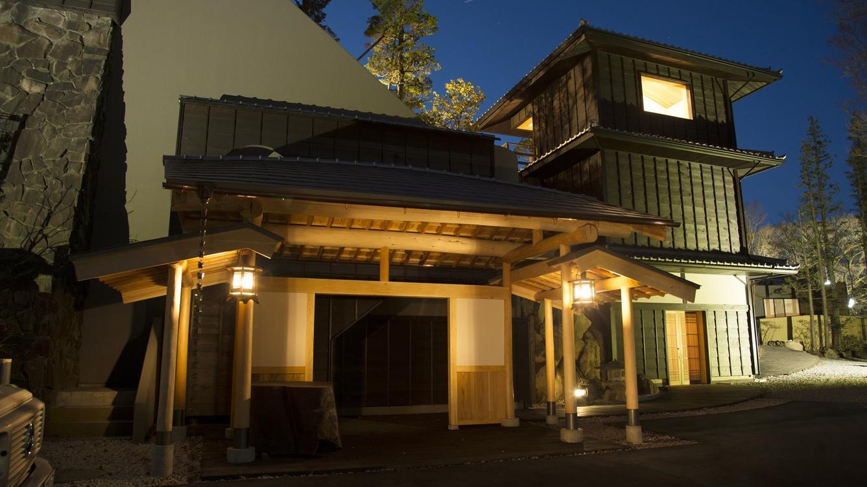 箱根強羅温泉で部屋食の美味しい温泉旅館