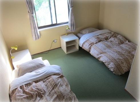 大山バックパッカーズの部屋画像