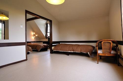 ぺットと泊まれる宿 ゲストハウス ベルンの部屋画像