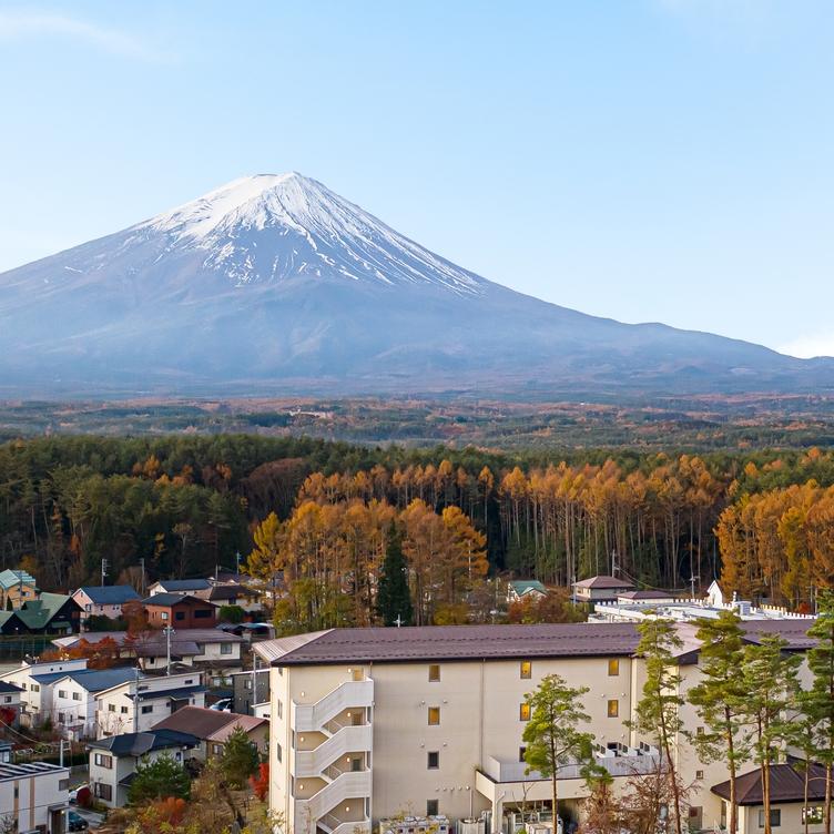 ザ グラン リゾート プリンセス富士河口湖 外観写真