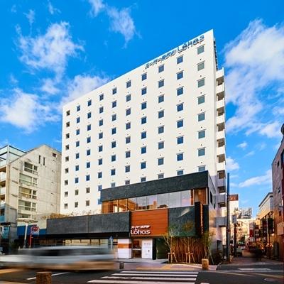 スーパーホテルLohas赤坂 高濃度人工炭酸泉~茜草の湯~