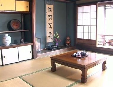 大福旅館の客室の写真