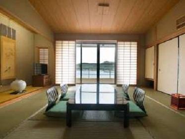 海鮮の宿 まつ浦の客室の写真