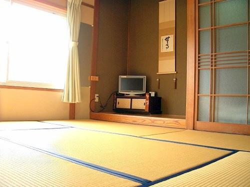 民宿こばんの客室の写真