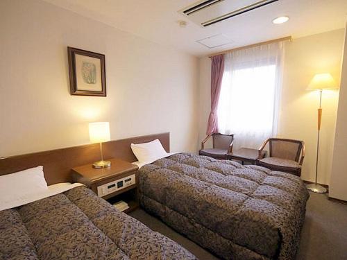 小牧シティホテルの客室の写真