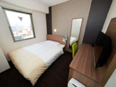 スーパーホテル滋賀・草津国道1号沿 天然温泉 あおばなの湯の客室の写真