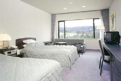 大玉リゾートヒルズホテルの客室の写真
