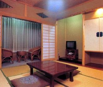岩下旅館の客室の写真