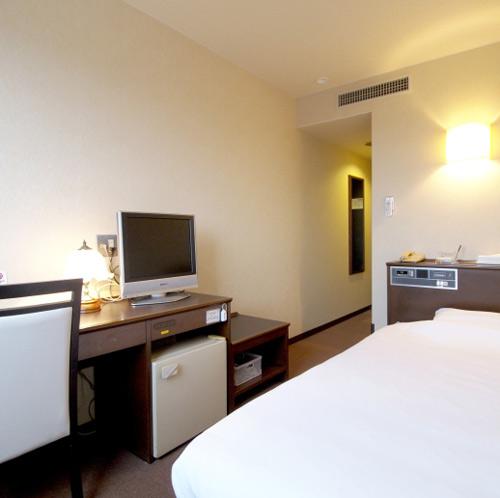 八日市ロイヤルホテルの客室の写真