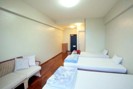 海人の宿(うみんちゅのやど)の客室の写真