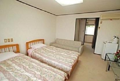 ペンションムーンライトの客室の写真