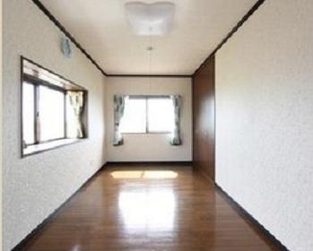 宿Okahara家の客室の写真