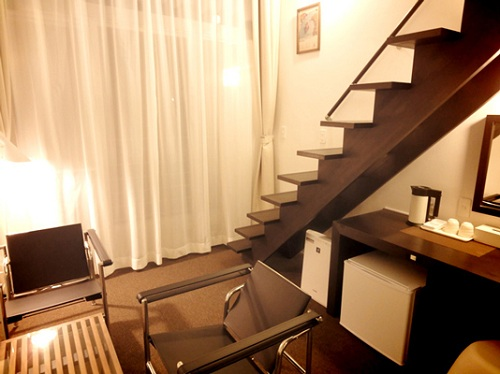 CLIPPERokinawabaseの客室の写真