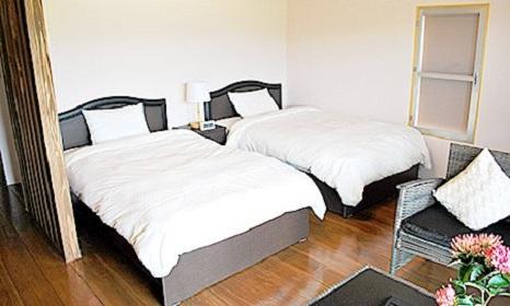 ペンションGUSUKUの客室の写真