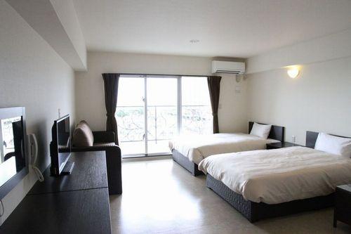 コンドミニアムホテル モンパの客室の写真