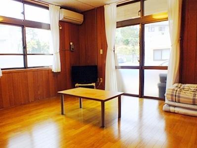 Sea Blueの客室の写真