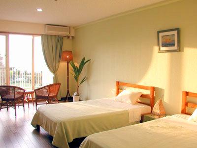 ペンションスリーハート <石垣島>の客室の写真