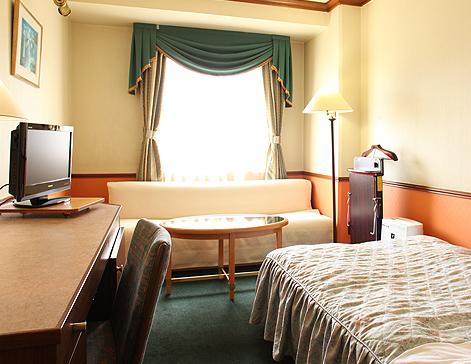 八王子ホテルニューグランドの客室の写真