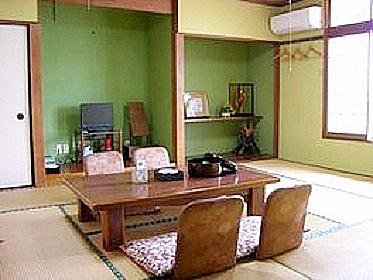 旅館 霞ヶ浦の客室の写真
