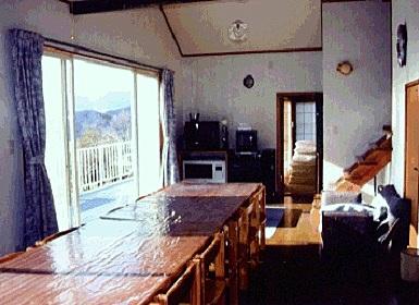ハーバルメモリー河口湖の客室の写真