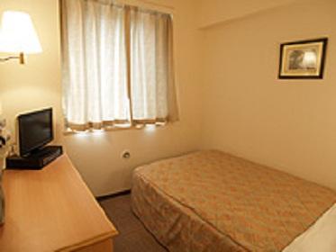 HOTEL AZ 宮崎えびの店の客室の写真