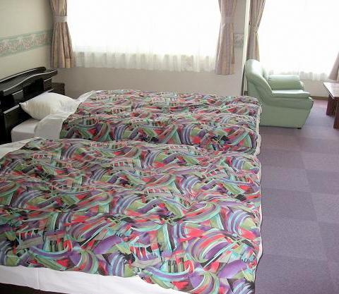 富田山荘の客室の写真