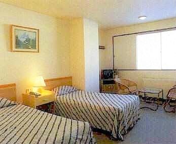 ホリデープラザ志賀高原の客室の写真
