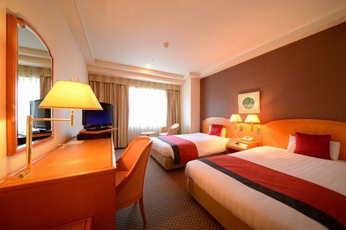 ホテルJALシティ青森の客室の写真