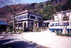 旅館 ほし山の外観