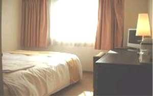 スマイルホテル熊谷の客室の写真