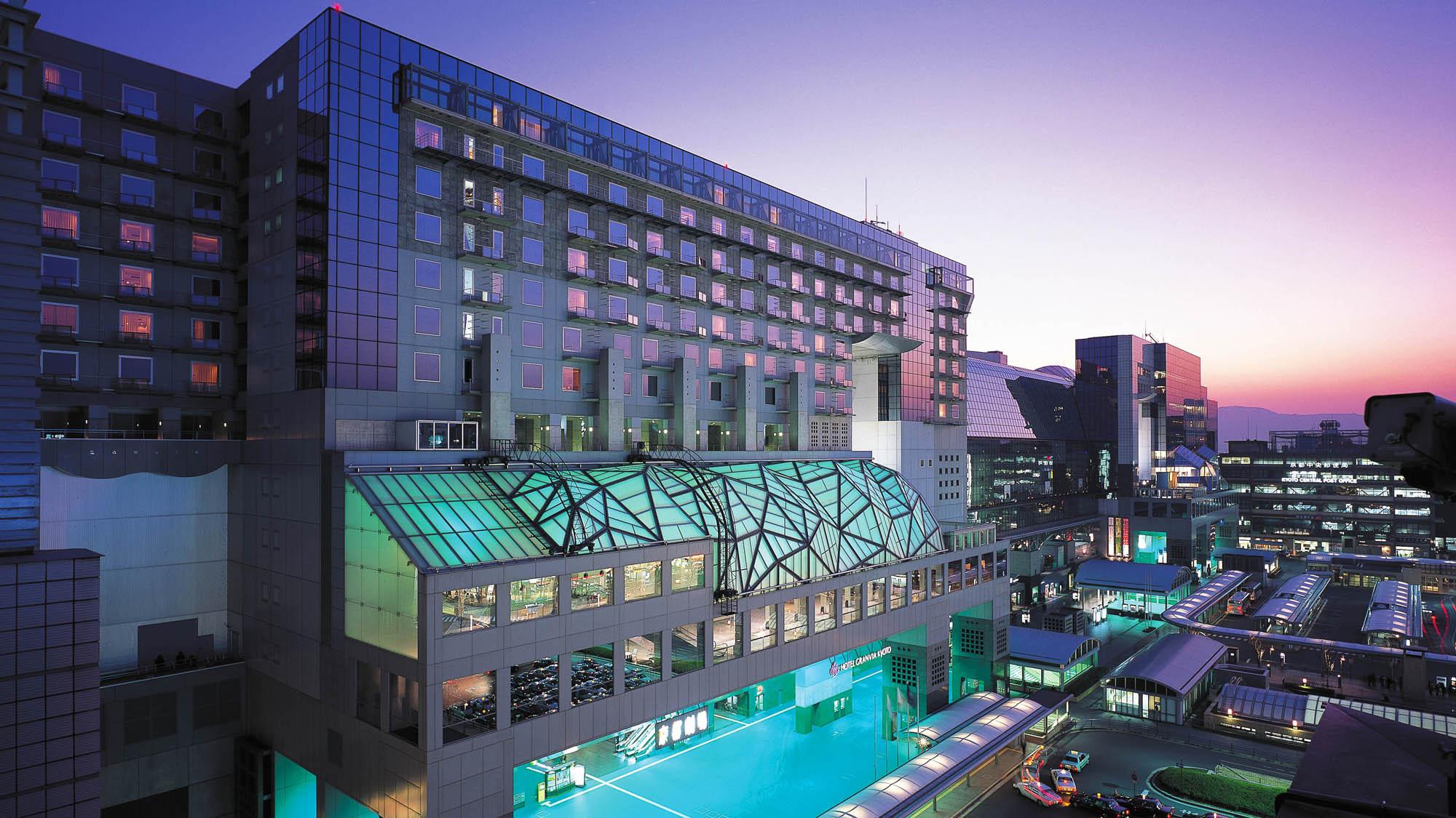 ホテルグランヴィア京都 外観写真