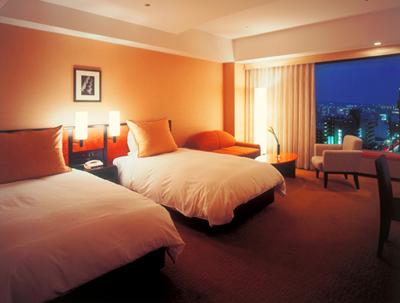 ホテルグランヴィア京都の客室の写真