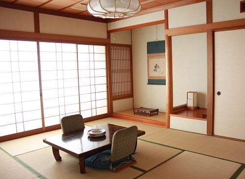 御宿割烹 一竹の客室の写真