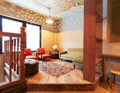 UNTAPPED HOSTELの客室の写真