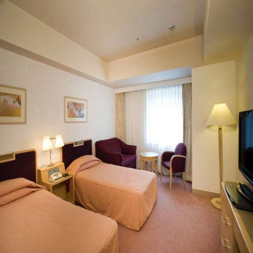 フェアフィールド・バイ・マリオット札幌の客室の写真