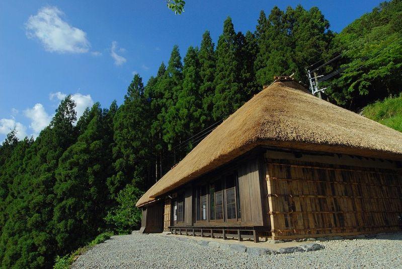 桃源郷 祖谷の山里の施設画像