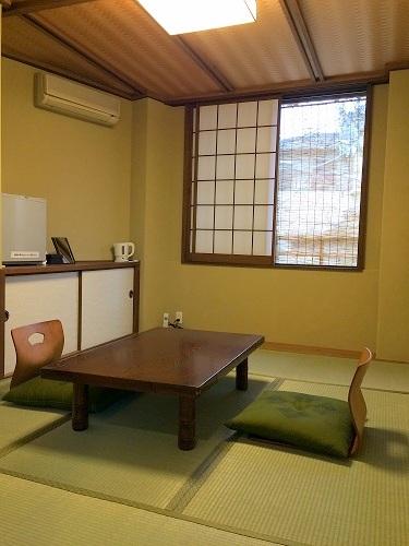 京の宿 三源 二年坂の客室の写真