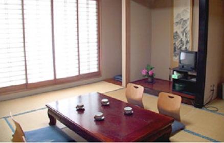 味の宿 はちぼしの客室の写真