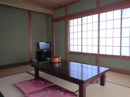 網元の宿 清進丸の客室の写真