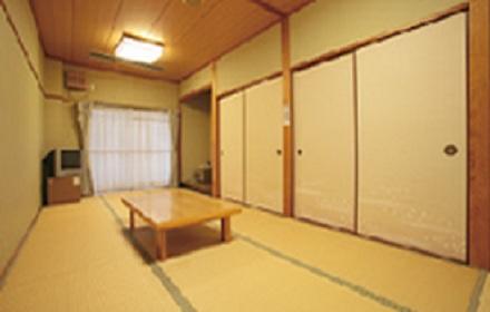 どんぐり荘の客室の写真
