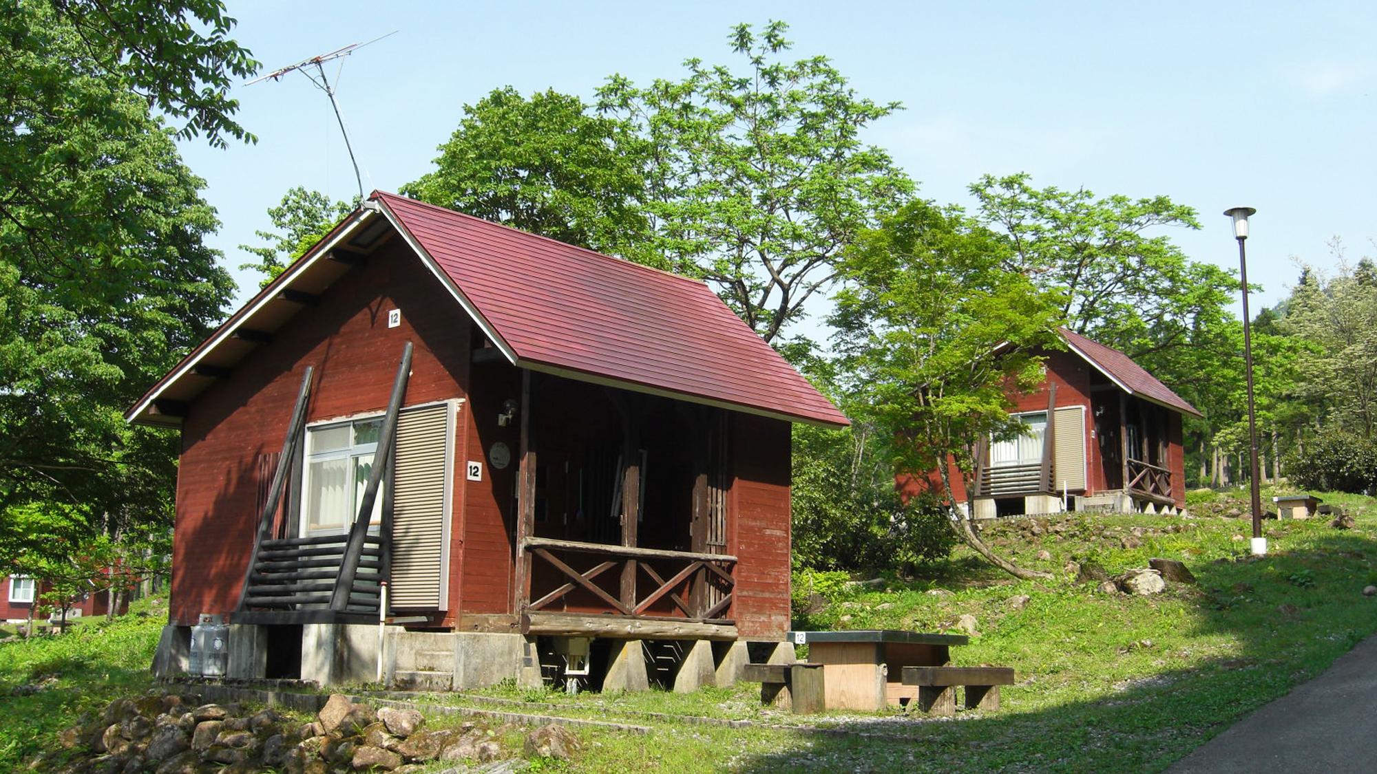 立山山麓家族旅行村