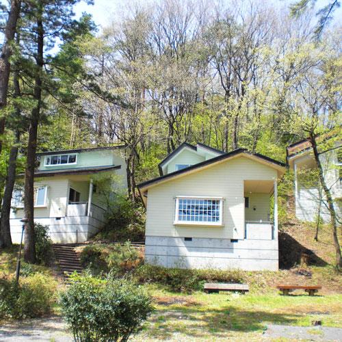 南砺市桜ヶ池自然活用施設 自遊の森の施設画像