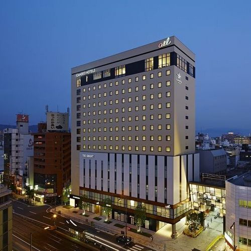 CANDEO HOTELS(カンデオホテルズ)松山大街道...