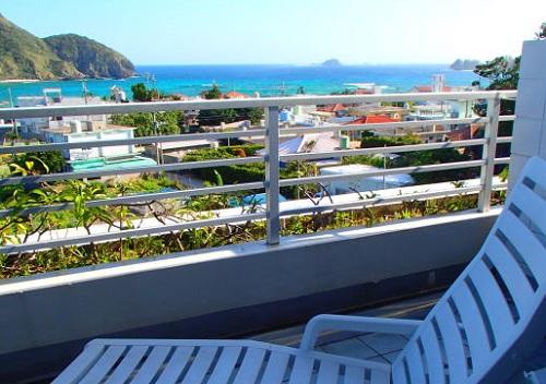 ハナムロ・インターアイランダー's HOTEL <阿嘉島>の客室の写真