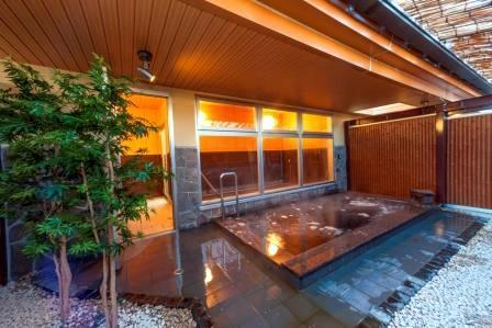 ビジネスホテル五井温泉の客室の写真