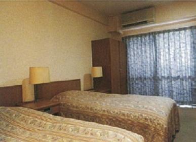 沖縄国際ユースホステルの客室の写真