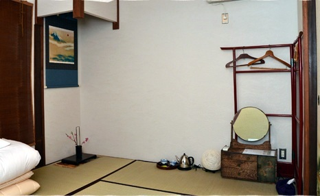 ゲストハウス樸宿の客室の写真